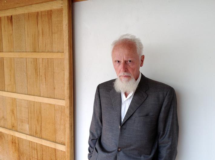 Helmut Federle riceve il premio della collezione Ricola 2016