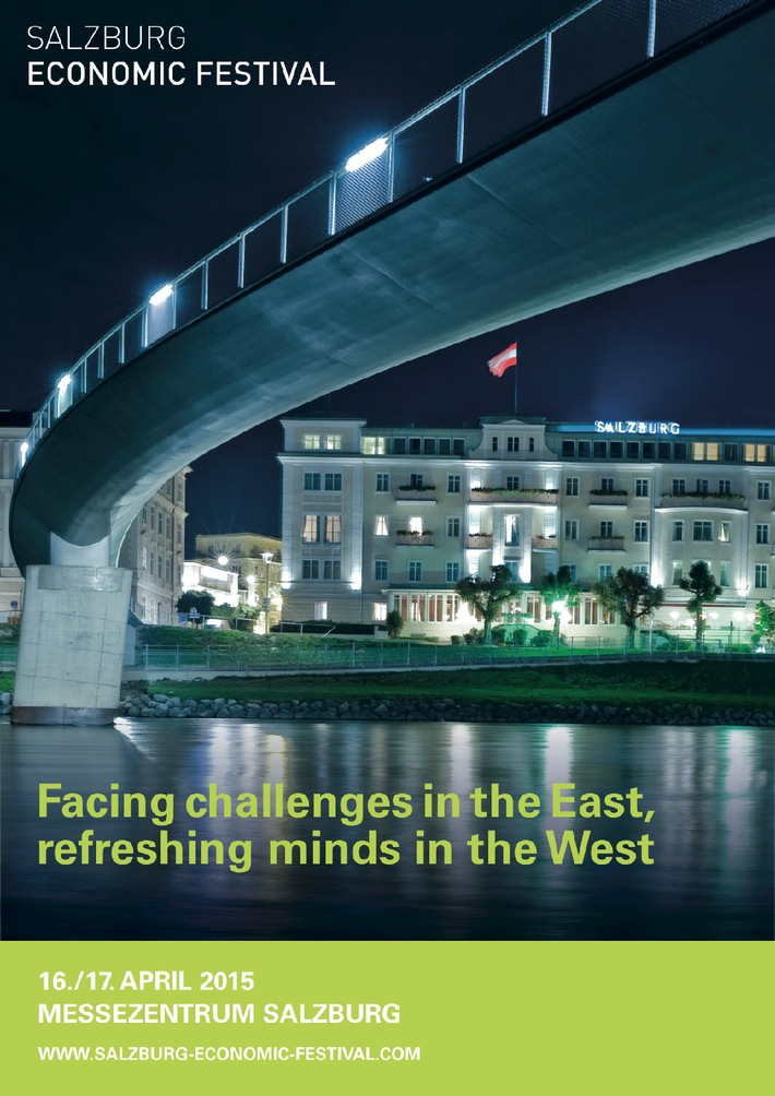 Neu: Salzburg Economic Festival - BILD