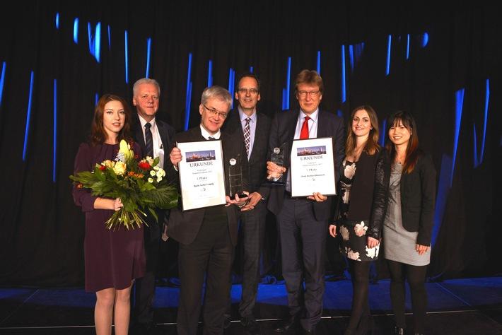 """Bach-Archiv Leipzig und Prof. Herbert Blomstedt erhalten den""""Leipziger Tourismuspreis 2017"""""""
