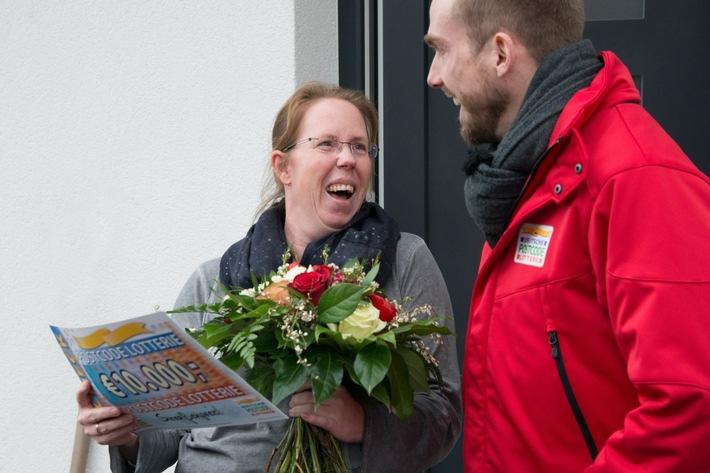 """""""Wer nicht wagt, der nicht gewinnt."""": 10.000 Euro gehen nach Schondra"""