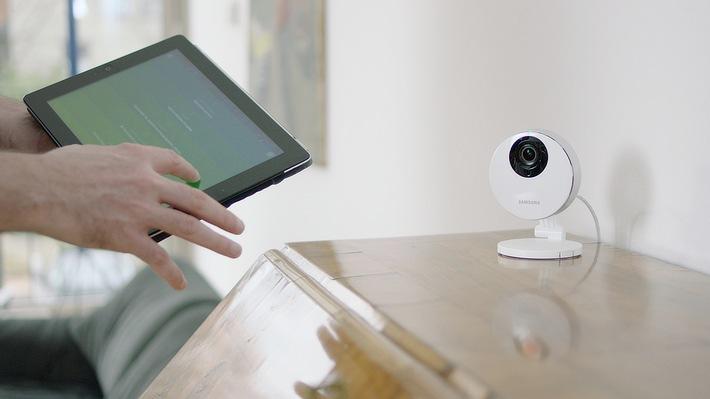innogy SmartHome integriert weitere Samsung Kameras