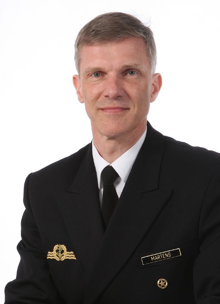 Flottillenadmiral Martens
