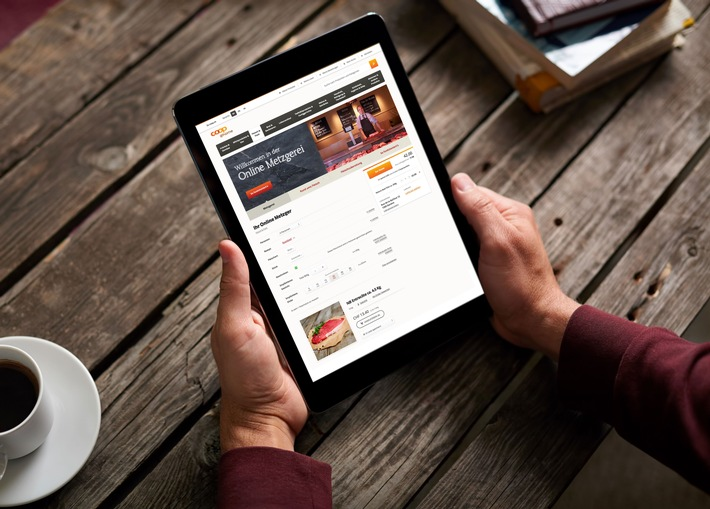 La macelleria Coop con consegna a domicilio / Coop@home inaugura la prima macelleria online del commercio al dettaglio svizzero