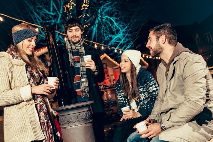 Adventszeit: Feiern mit Kollegen - aber sicher