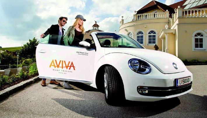 Cabrio Flirt im AVIVA****s & Cabrio Loveness am Bergergut****s - BILD