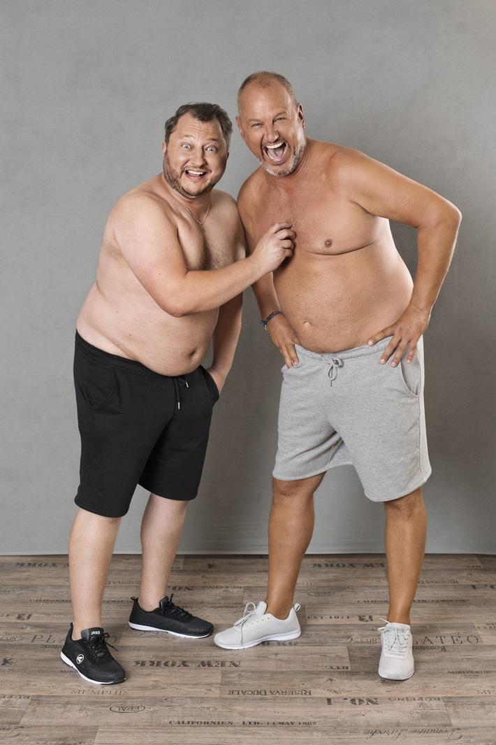 """""""Ich bin wie ein vollgesaugter Schwamm!"""" Schafft Frank Rosin die Diät-Kehrtwende? """"Rosins Fettkampf"""" ab 3. Januar 2019 um 20:15 Uhr bei kabel eins (FOTO)"""