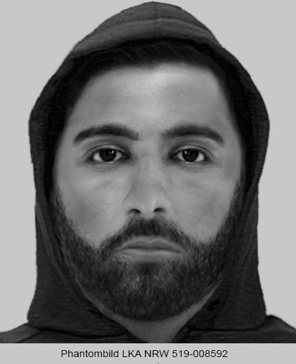 POL-LIP: Lemgo-Brake. Sexuelle Belästigung-Polizei fahndet nach Täter mit Phantombild