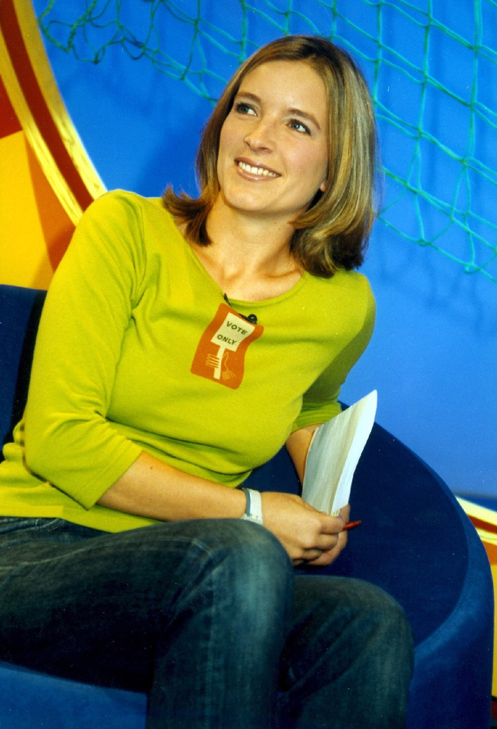 "Neue Moderatorin beim KI.KA / Angela Furtkamp geht ab 2. Oktober ""on air""."