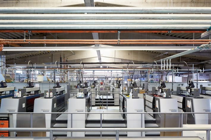 Onlineprinters invests more than five million euros in production / Increased print capacity to accommodate further rise in orders