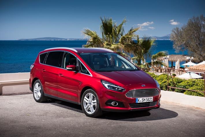 Starke Flotte: Ford erzielt im ersten Halbjahr rund 30 Prozent Plus bei gewerblichen Neuzulassungen