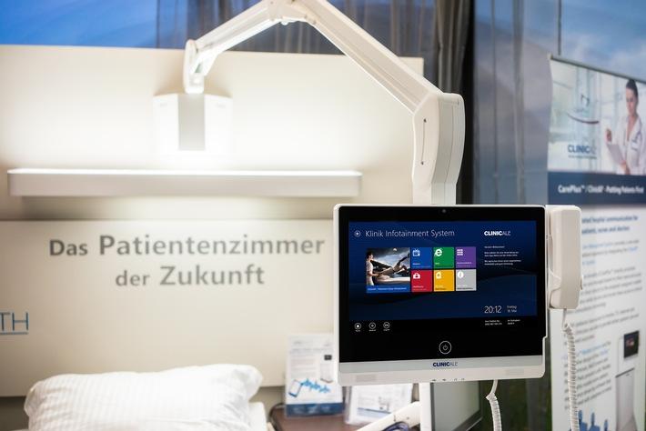 Wegweisender Schritt in eine kosteneffiziente Zukunft / ClinicAll stattet Klinik mit 81 Betten aus