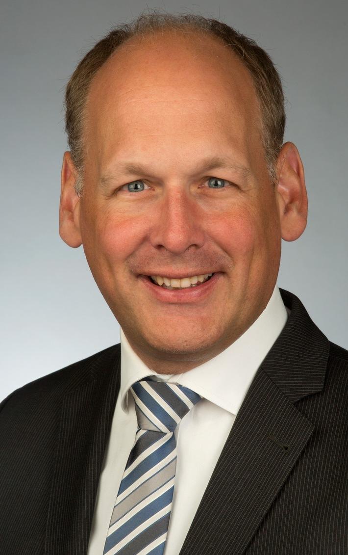 Henning Schneider ist neuer Chief Information Officer (CIO) der Asklepios Kliniken Gruppe
