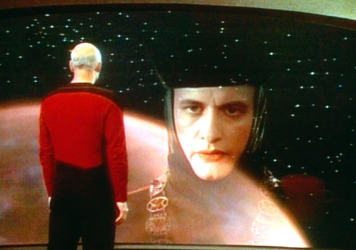 SAT.1: WIEDER DA! / Star Trek