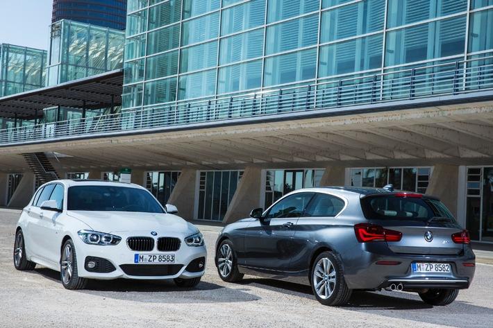 Verwonderend ▷ Die neue BMW 1er Reihe / Kompakte Fahrfreude - effizient TO-58