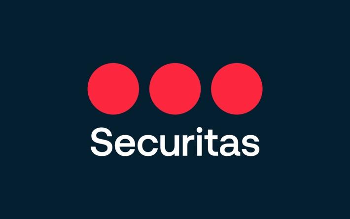 Securitas logo dark / Weiterer Text über ots und www.presseportal.de/nr/143406 / Die Verwendung dieses Bildes ist für redaktionelle Zwecke unter Beachtung ggf. genannter Nutzungsbedingungen honorarfrei. Veröffentlichung bitte mit Bildrechte-Hinweis.