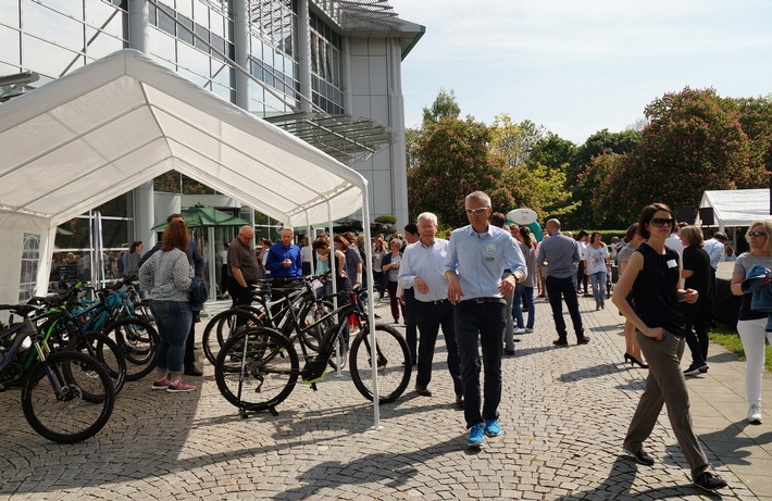 Pharmakonzern MSD startet mit Company Bikes