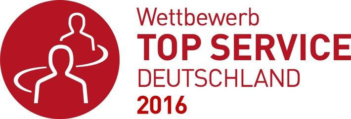 """""""Top Service Deutschland 2016"""": Swiss Life Select als eines der kundenorientiertesten Unternehmen Deutschlands ausgezeichnet"""