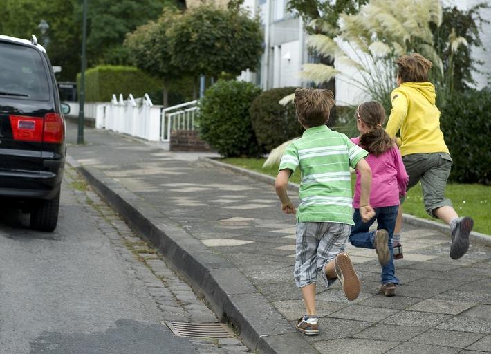 Das Risiko, im Straßenverkehr zu verunglücken, ist für ADHS-Kinder drei Mal so hoch wie für Kinder ohne ...