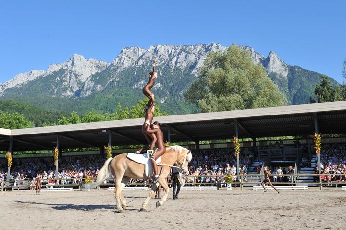 04.-07.06.2015: Haflinger-Weltausstellung in Ebbs/Tirol