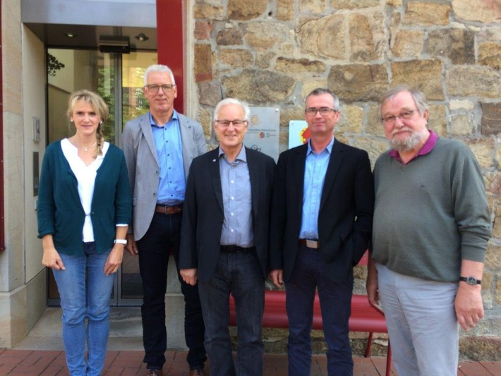 Pressemitteilung - Provinzial spendet 5.000 Euro an Hospiz Tecklenburger Land