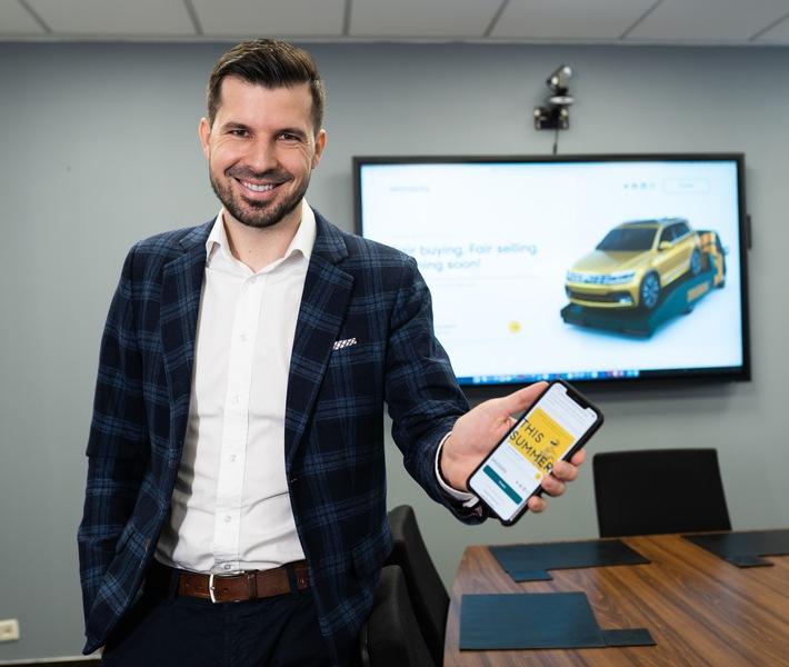 Driverama nimmt Fahrt auf und revolutioniert den Gebrauchtwagenhandel in Deutschland (FOTO)