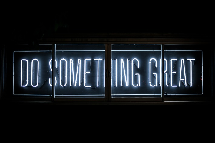 Do Something Great like Corporate Volunteering. Foto: Clark Tibbs / Unsplash