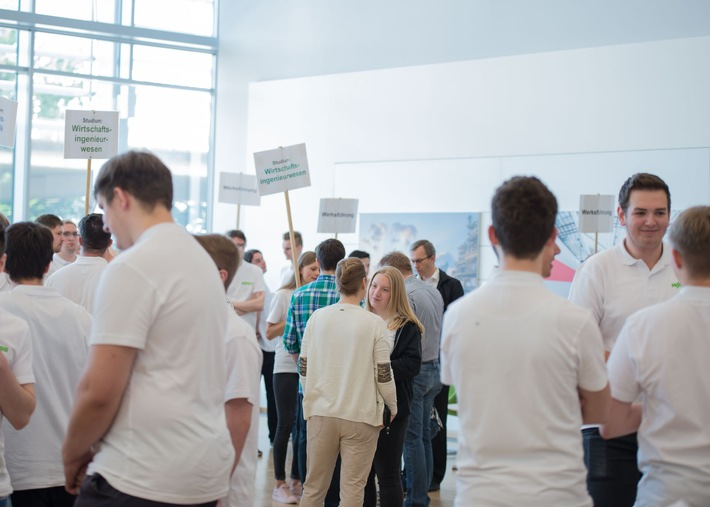 """WAGO """"Tag der Ausbildung"""" zieht wieder mehrere hundert Besucher an"""