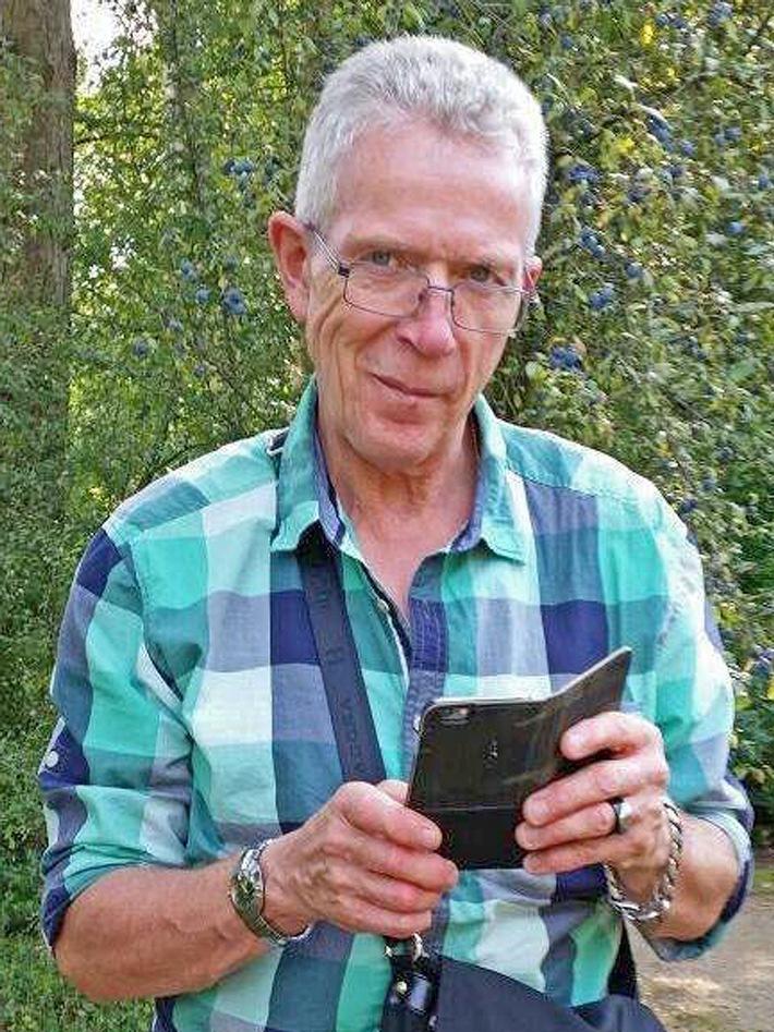 Der verstorbene Jackie Alfons DEPUYT aus Velbert zu Lebzeiten