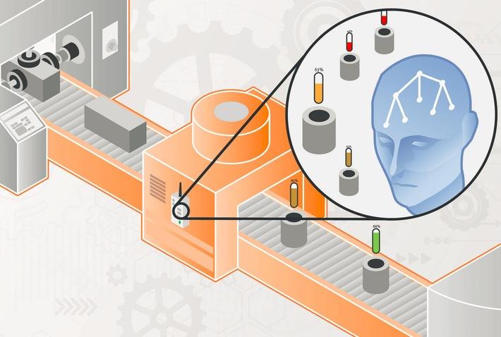 """Beim Edge Computing werden Predictive-Analytics-Tools unmittelbar an der Maschine (im Shopfloor) installiert. Weiterer Text über ots und www.presseportal.de/nr/131509 / Die Verwendung dieses Bildes ist für redaktionelle Zwecke honorarfrei. Veröffentlichung bitte unter Quellenangabe: """"obs/X-INTEGRATE GmbH"""""""