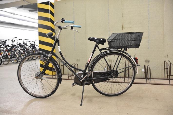 POL-DEL: Aufgefundes Damen-Fahrrad nach Diebstahl am Bahnhof Sandkrug