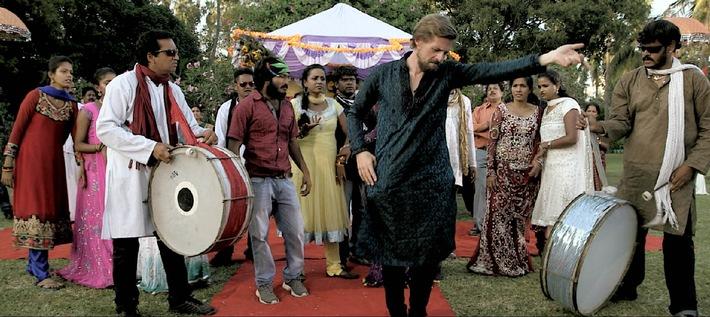 Klaas Heufer-Umlauf crasht Bollywood-Film!