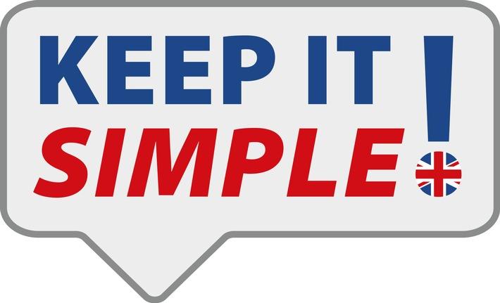 Keep It Simple Zehn Tipps Für Die Zeitgemäße Englische