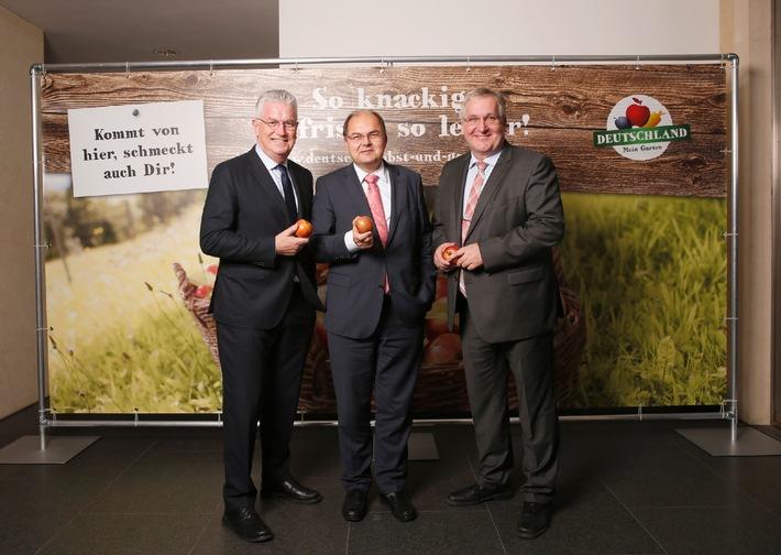 REGIONAL ist Trumpf: Deutsche Erzeugerorganisationen und Erzeuger starten bundesweite Plakataktion