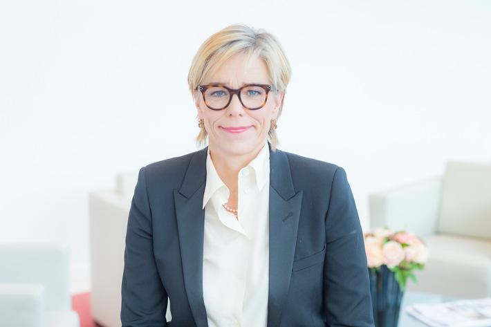 DEA ernennt Maria Moraeus Hanssen zur Vorstandsvorsitzenden