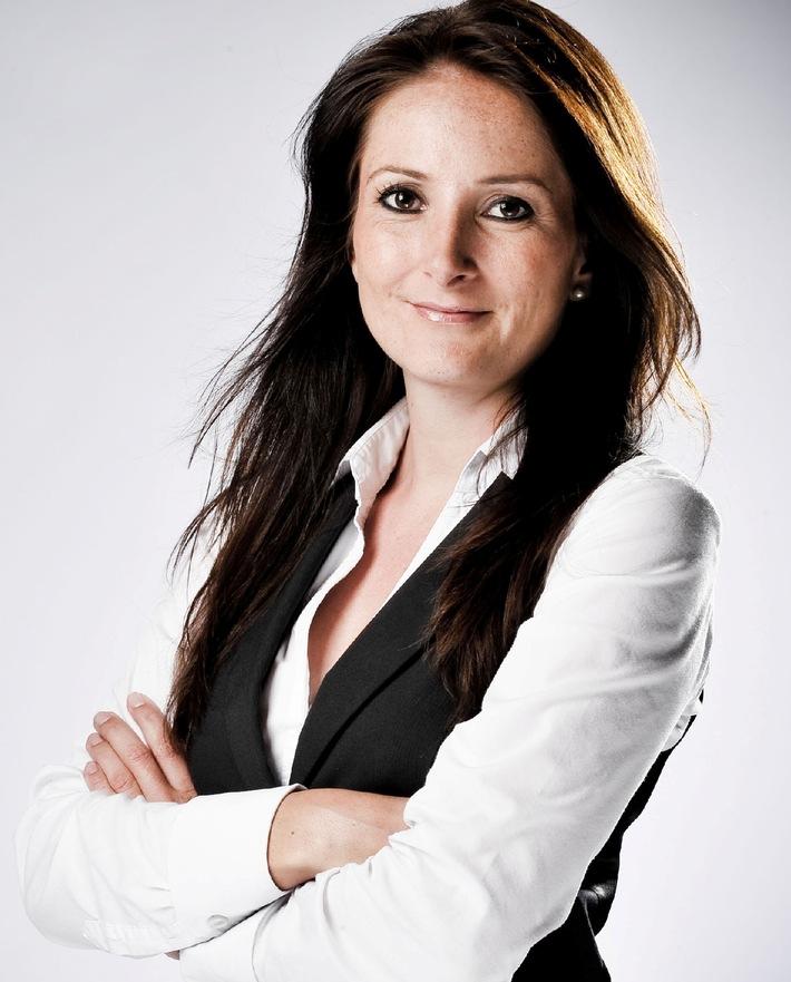 Virginia Bertschinger sera la nouvelle cheffe de presse de Fiat Group Automobiles Switzerland SA