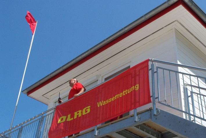"""DLRG: Strand-Flaggen online """"sehen"""""""