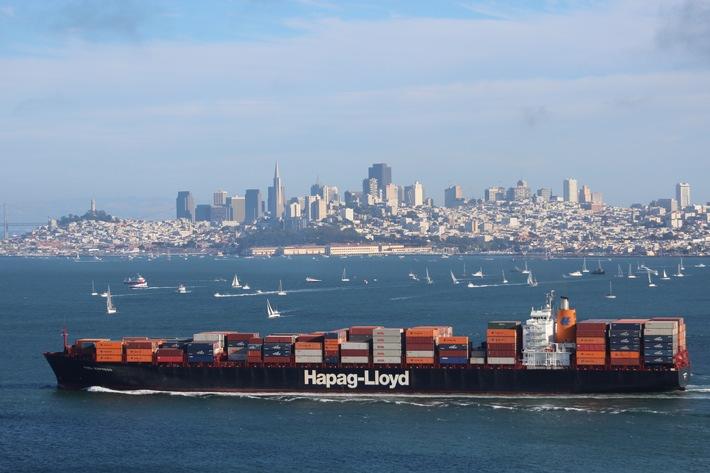 Hapag-Lloyd steigert operatives Ergebnis (EBIT) deutlich