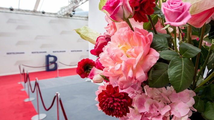 "Glamour, Stars und Entertainment bei der ""Bertelsmann Party 2016"""