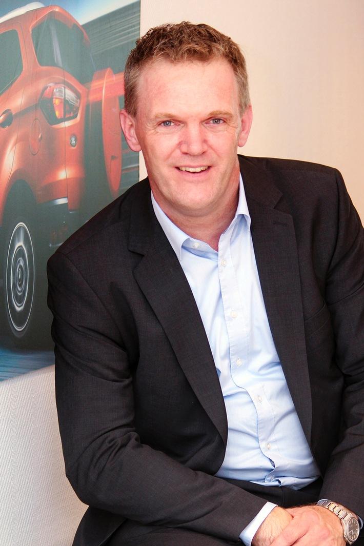 Olaf Hansen neuer Leiter Marketing Kommunikation