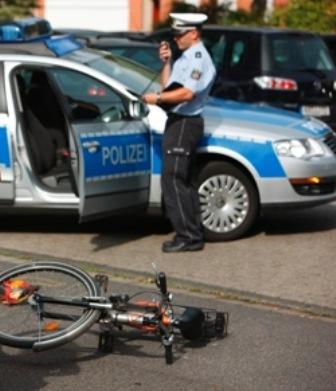 POL-REK: Fahrradfahrer schwerverletzt - Erftstadt