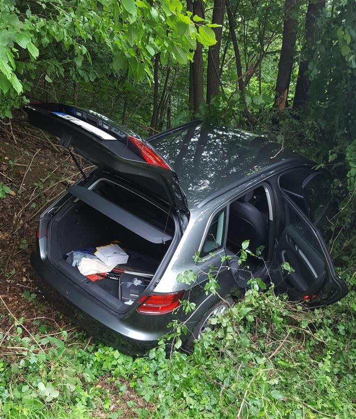 POL-PDMT: Verkehrsunfall mit Personenschaden
