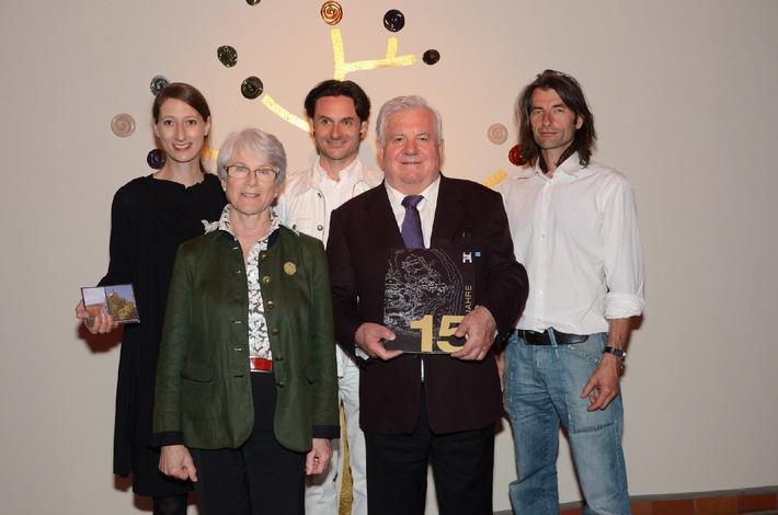 Vom Traum zur Wirklichkeit - 15 Jahre Rogner Bad Blumau - BILD