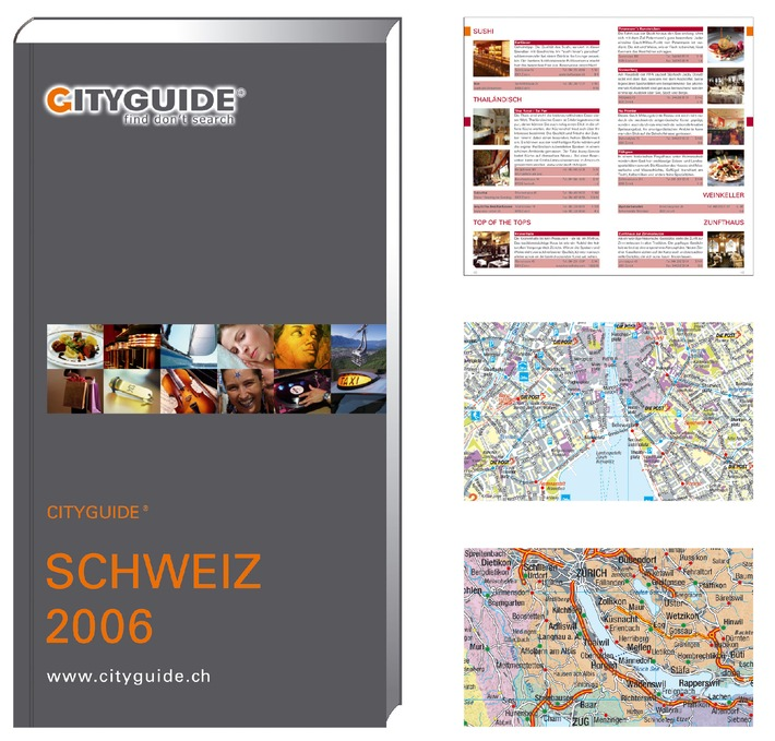 CITYGUIDE (Schweiz) AG lanciert ersten Lifestyle-Guide