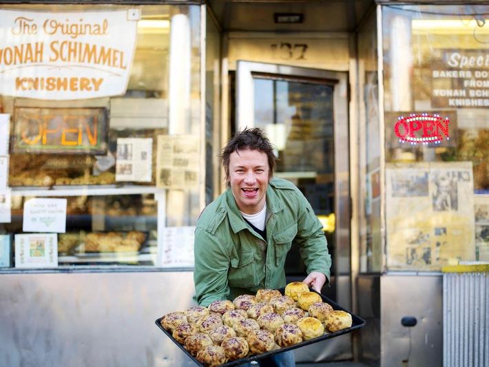 Jamie Oliver Sixx