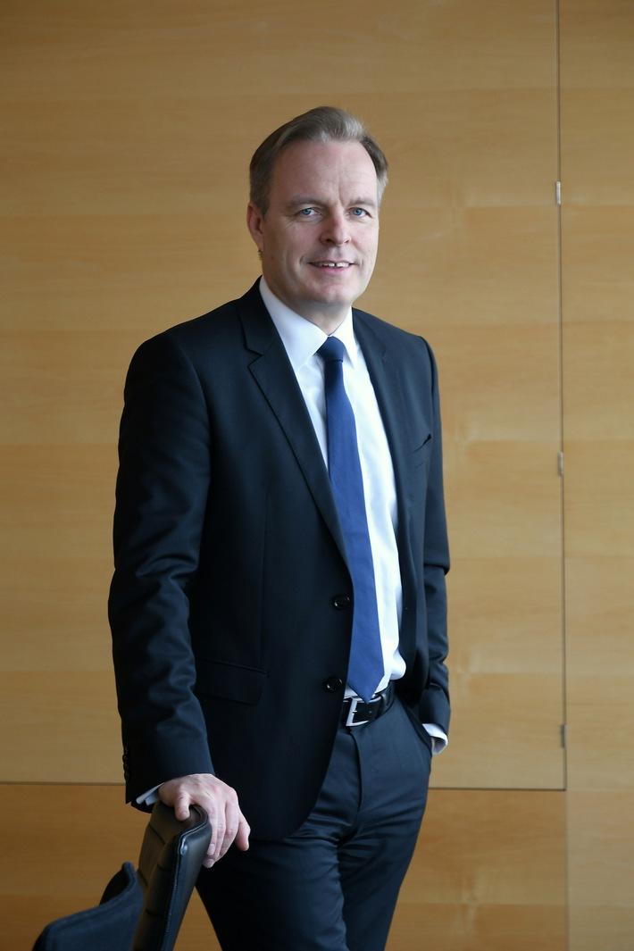 Dr. Frank Brinkmann, Geschäftsführer DREWAG - Stadtwerke Dresden GmbH (© Anja Schneider)