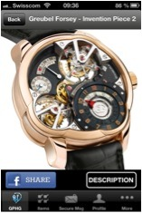 WISeKey and The Geneva Watchmaking Grand Prix (GPHG) are partnering for a special edition of the WISeKey WISeID App