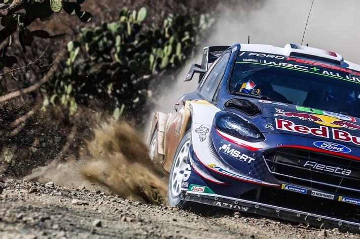 M-Sport Ford will in Argentiniens Pampa aufs Podest