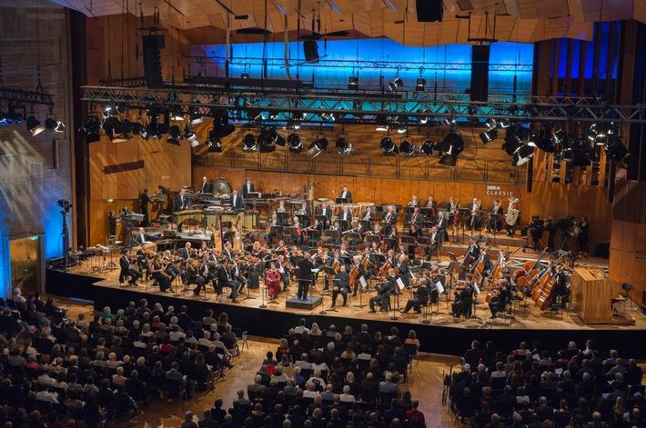Das SWR Symphonieorchester live: Webconcert und Radio / Am 27. Oktober als Live-Videostream auf SWRClassic.de / Am 28. Oktober live in SWR2