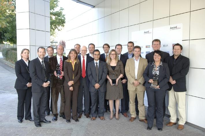 Premio della comunicazione aziendale 2007 - Communicators per una comunicazione integrata creativa.