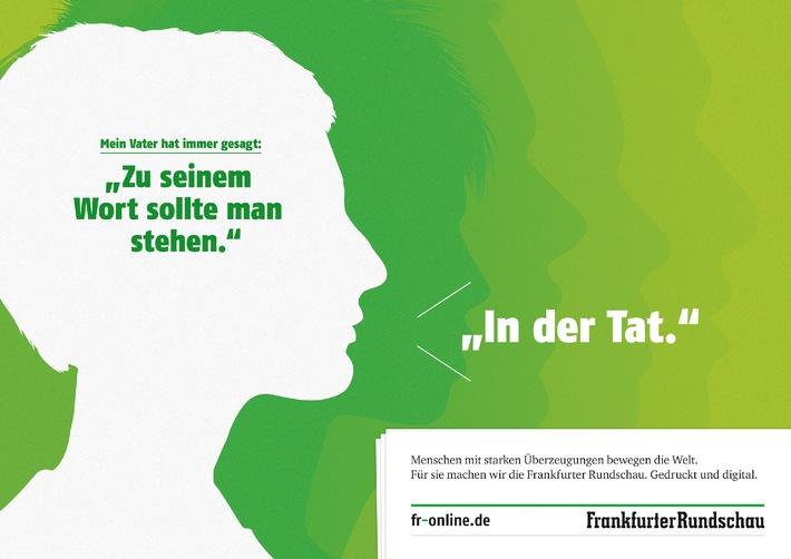 """""""Mein Vater hat immer gesagt..."""" / FR startet mit neuer Imagekampagne in 2014"""